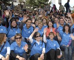 Ms de 10.000 personas participan en acciones solidarias de la Caixa // Ms de 10.000 persones participen en accions solidries de la Caixa (caixabank_fotos) Tags: empleados mayores voluntarios fotodegrupo asociaciones obrasociallacaixa accionessolidarias