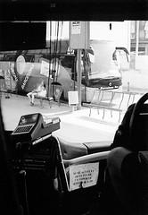 Bus station. Olympus Pen EES-2Kodak film olympustrip35repair.wordpress.com (olympus_trip_35_repair) Tags: blancoynegro analog 35mm blackwhite kodak olympus oldschool vintagecamera pointandshoot halfframe olympuspen pretoebranco viewfinder analgico olympuspenees2 fotografiaanalgica filmisnotdead medioformato sucherkamera analogique camaraanalogica analogicomolamas todaviadisparoanalogico