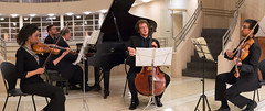 Classical Chamber Music at the Eastern District of New York-3 (Diacritical) Tags: panorama music brooklyn community beethoven bach event 35 chambermusic f40 ravel 0ev edny summiluxm11435asph centerweightedaverage iso5000 leicacameraag sec secatf40 leicamtyp240 douglascpalmer november42015