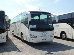 DSCN2371 Canil Viaggi S.r.l., Carbonara DS-604XV (Skillsbus) Tags: italy buses century belgium viaggi coaches scania irizar canil irzar