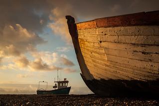 Ship shape - Aldeburgh, Suffolk