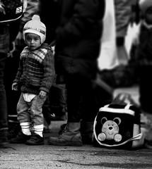 De vacaciones en Europa... (CarlesBatista87) Tags: europa refugees guerra croacia siria refugiados welcomeeurope opatovac sinrefugio