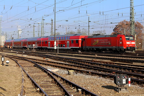 DB Regio 146 111-0 RE, Basel Bad Bhf