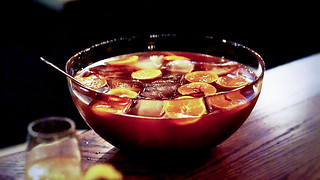 Winter Spice Punch