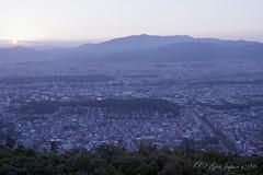 20150928-05 (GenJapan1986) Tags: sunset sun japan landscape kyoto      2015     fujifilmfujicolorsuperiaxtra400