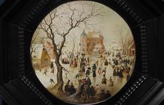 IMGP7992 (dvdbramhall) Tags: uk england london art museum painting gallery nationalgallery avercamp