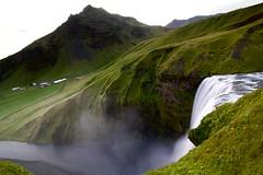 The End (pantheist_bear_god) Tags: waterfall iceland skogafoss skogar