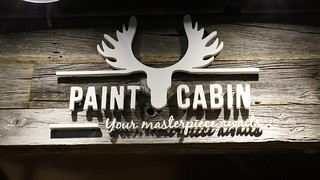 Paint Cabin Storefront