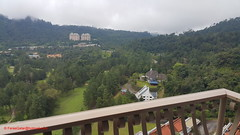 Genting Highlands from Awana Hotel 27th floor, Malaysia (Feras.Malaysia) Tags: world highlands resort malaysia genting resorts