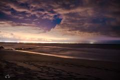 Rinconada (Abel Dorador) Tags: ocean chile city longexposure blue sunset sky cloud beach clouds canon stars atardecer sand rocks long december desert year playa arena nubes estrellas 1750 desierto t3 tamron nube diciembre rocas oceano rinconada antofagasta 2015 afta