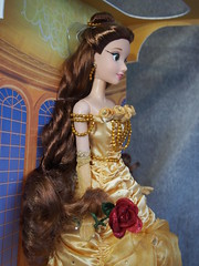 """Disney LE Belle 17"""" (sh0pi) Tags: beauty inch doll princess disney le belle beast 17 5000 limited edition disneystore puppe"""