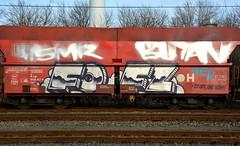 graffiti on freights (wojofoto) Tags: freighttraingraffiti freighttrain cargotrain fofs graffiti amsterdam wojofoto wolfgangjosten nederland netherland holland fofz