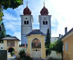 Impressionen aus Millstatt (GuteFee) Tags: millstatt skulpturen stiftskirche