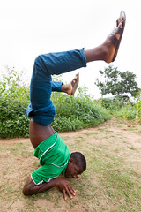 Dance! (BFunPhoto) Tags: break dancing africa togo west wide angle