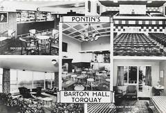 Pontins Barton Hall Holiday Camp, Torquay (trainsandstuff) Tags: pontins bartonhall holidaycamp chalethotel