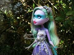 (Linayum) Tags: twyla twylafantasmagricas twylahaunted mh monsterhigh monster mattel doll dolls mueca muecas toys juguetes linayum