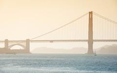 Golden Gate Bridge (BratoDB) Tags: goldengate bridge sanfrancisco marina sunset