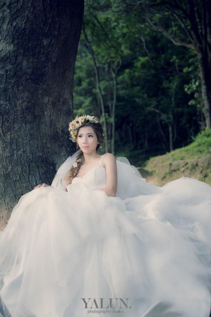 Pre-Wedding,自助婚紗,台北婚紗,亞倫攝影,新娘秘書Rita,新山夢湖