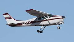 Cessna 210 N9517T (ChrisK48) Tags: 1960 aircraft airplane cessna210 dvt kdvt n9517t phoenixaz phoenixdeervalleyairport centurion
