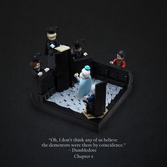 The Hearing of Harry Potter (Vaionaut) Tags: harrypotter orderofthephoenix harry potter cornelius fudge dolores umbridge albus percival wulfric brian dumbledore magic silver lego