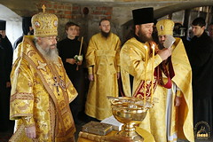 72. The Laying of the Foundation Stone of the Church of Saints Cyril and Methodius / Закладка храма святых Мефодия и Кирилла 09.10.2016