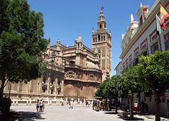 Hiszpania - Sevilla (tomek034 (Thank you for the 1 100 000 visits)) Tags: spain hiszpania espana sevilla katedra unesco