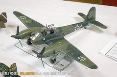 Messerschmitt Me 410A-1 Hornisse - Mike Regan