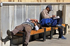 Iran Isfahan (rolfij) Tags: sleep rest iran isfahan vank cathedral