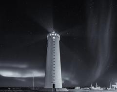 Something different (katrin glaesmann) Tags: garur iceland northernlights auroraborealis nordlicht polarlicht unterwegsmiticelandtours photographyholidaywithicelandtours monochrome blackandwhite