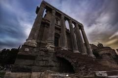 Tempio di Antonino e Faustina (Francesco Grisolia) Tags: tempiodiantoninoefaustina tempio antonino faustina foriimperiali city urban nikon