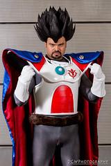 King Vegeta (dgwphotography) Tags: nycc nycc2016 newyorkcomiccon cosplay nikond600 kingvegeta dragonballz