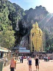 Batu CavesSkanda (k0tok0) Tags: mobile malaysia   temple