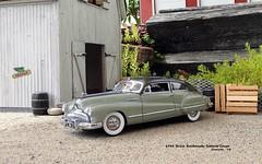1948 Buick Roadmaster Sedanet Coupe (JCarnutz) Tags: 124scale diecast danburymint 1948 buick roadmaster sedanet