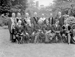 #Albert Einstein received an honorary degree from Harvard at commencement (1935). [1280  971] #history #retro #vintage #dh #HistoryPorn http://ift.tt/2gh54Nt (Histolines) Tags: histolines history timeline retro vinatage albert einstein received an honorary degree from harvard commencement 1935 1280  971 vintage dh historyporn httpifttt2gh54nt