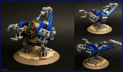 LL42 (SweStar) Tags: classic space neo lego moc ll42