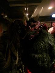 Salem Krampuslauf 2016 5 (Cutting Monkey) Tags: krampus krampuslauf salem costume horns demon
