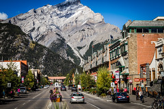 Banff (SantaFe5811) Tags: canada rockymountains trains railroad morantscurve vermillionlakes banff lakelouise morainelake canadianpacific photography train railways holiday vacation alberta