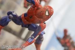 1030_kaiSp-5 () Tags:  kaiyodo   spiderman revoltech          toy hobby model figure actionfigure