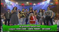 Eat Bulaga November 22 2016 Eat Bulaga November 22 2016 full episode replay. All for Juan, Juan for All Problem Solving Kalyeserye #ALDUB3Wks3MosEat Bulaga! (also known as EB) is the longest running noon-time variety show in the Philippines produced by Te (pinoyonline_tv) Tags: eat bulaga november 22 2016 full episode replay all for juan problem solving kalyeserye aldub3wks3moseat also known eb is longest running noontime variety show philippines produced by te flickr
