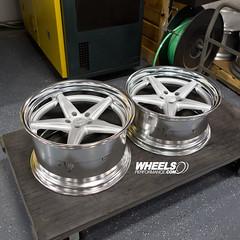 Vossen x Work Series VWS-3 (WheelsPerformance) Tags: wheelsperformance wheels wheelsp wheelsgram wheelsperformancecom vossen vossenwheels vossenxworkseries vws3 silver polished madeinjapan teamvossen