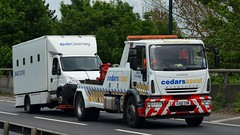 GB - Cedars Assist Iveco EuroCargo (BonsaiTruck) Tags: cedars assist recovery iveco eurocargo lkw lastwagen lastzug truck trucks lorry lorries camion