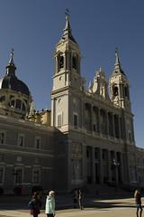 Catedral De La Almudena - Madrid (rschnaible) Tags: spain europe madrid catedral de la almudena cathedral church building old hisotry historic architecture