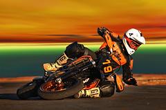 Motorcycle crash (driver Photographer) Tags:   aprilia cagiva honda kawasaki husqvarna ktm simson suzuki yamaha ducati daytona buell motoguzzi triumph bmv driver motorcycle leathers dainese