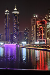 JW Marriott Marquis Dubai Hotel (Sreejesh Kalari Valappil) Tags: dubaiwatercanal jwmarriottdxb d7100 ishootraw iamnikon дубай