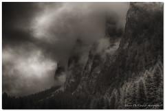 "Vallunga (""Deca"") Tags: dolomiti dolomites montagna mountain monocromatico monochrome trentinoaltoadige valgardena selvadivalgardena vallunga nuvole clouds estate summer hdr"