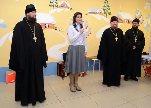 Марина Николаевна Терентьева  - начальник отдела по взаимодействию с религиозными организациями и национально-культурными автономиями и организациями мэрии города Новосибирска.