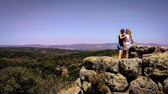 two-gether (babs van beieren) Tags: girls mountain sardinia landscape 7dwf crazytuesday two people friendship friends
