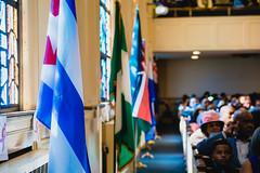 Divine Worship-89 (Atlanta Berean Church - photos.atlantaberean.com) Tags: flag