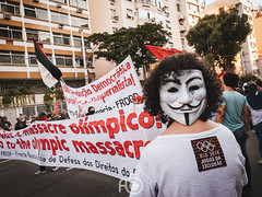 Brazil-protests-beginning-Olympics-25 (Josev Carrillo) Tags: brazil rio2016 olimpiadas juegosolimpicos 2016 riodejaneiro manifestacion protesta rally presidente micheltemer juegos exclusion jogos exclusao