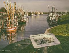Greetsiel Harbour (ostfriese77) Tags: greetsiel hafen harbour vintage old schiffe ship northsea ostfriesland eastfrisia landscape outdoor nikon d5100 sunday sunshine